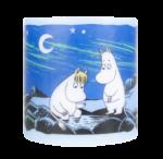 Muurla Moomin Highland candle 8 cm
