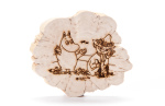 Isoisän Puulelut Moomin magnet Moomintroll and Snufkin