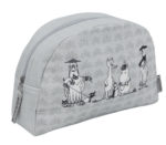 Turiform Moomin toiletries bag