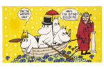 Turiform Moomin Towel Multi