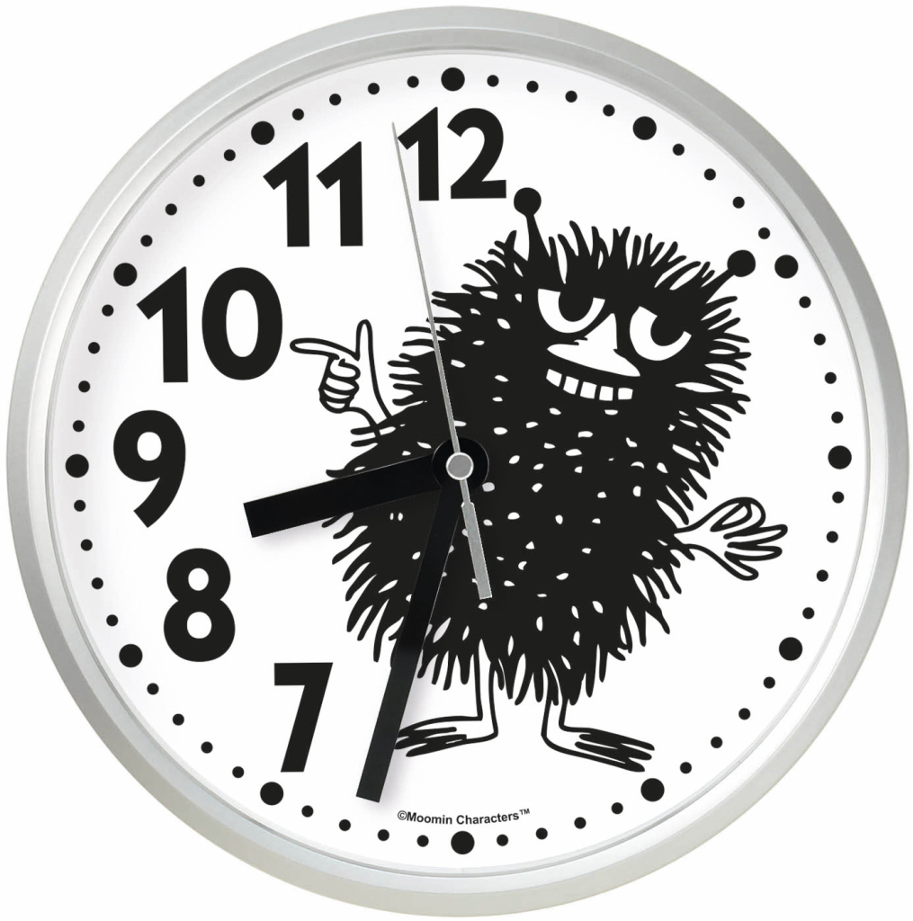 Saurum Wall Clock - Stinky