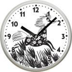 Saurum Wall Clock - Primadonna's Horse