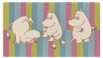 Ekelund Rug Moomins 01 70x120 cm