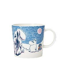 by Arabia Moomin mug 0,3L Crown snow-load