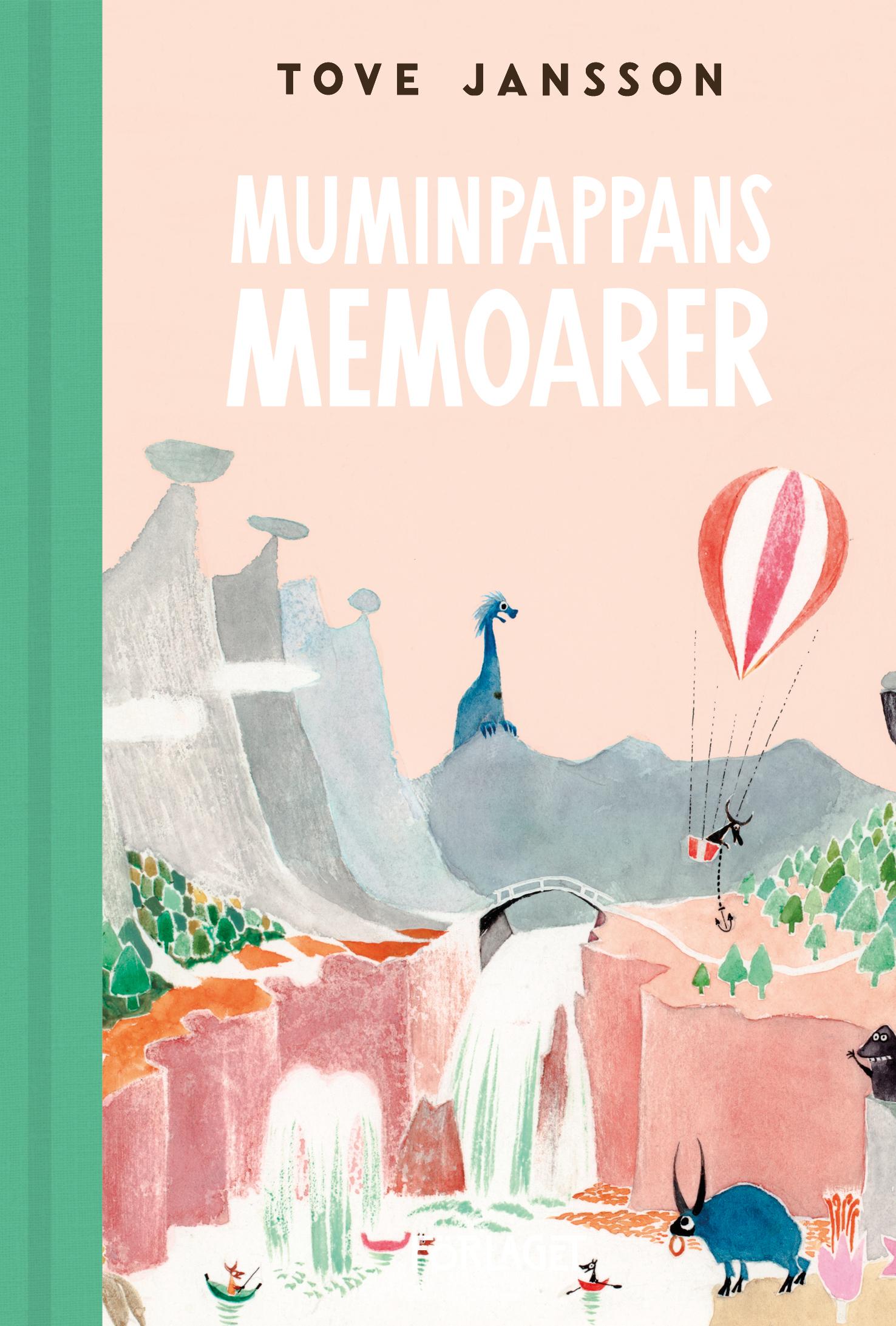 Förlaget - Muminpappans memoarer