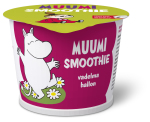 Roberts Moomin smoothie raspberry