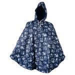 Lasessor rain poncho Lomalla blue