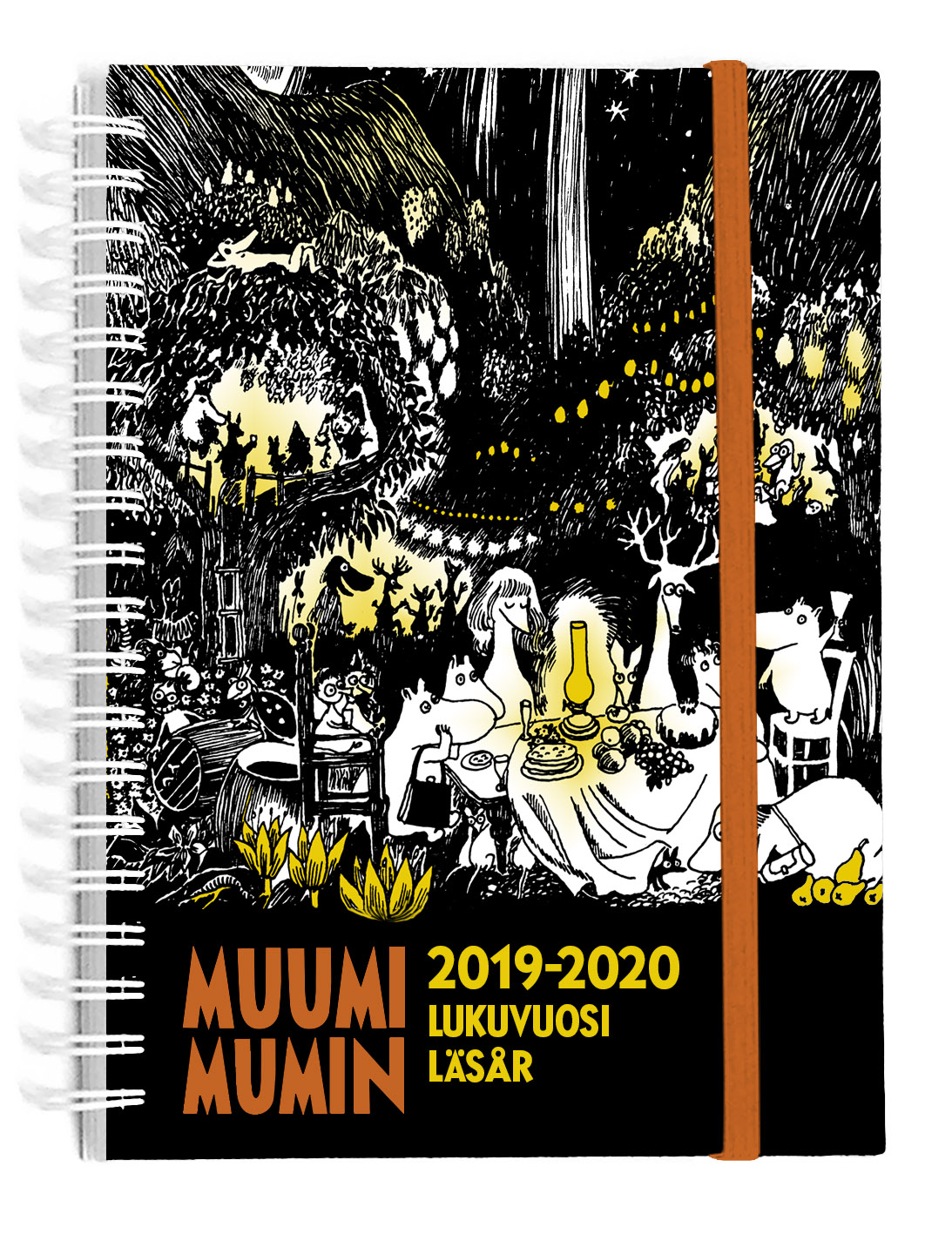 Putinki Planner For Academic Year 19-20