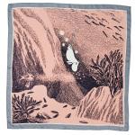Lasessor Sukellus silk scarf rosa