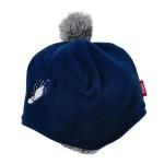 Lasessor Muumipappa liukumäessä fleece hat