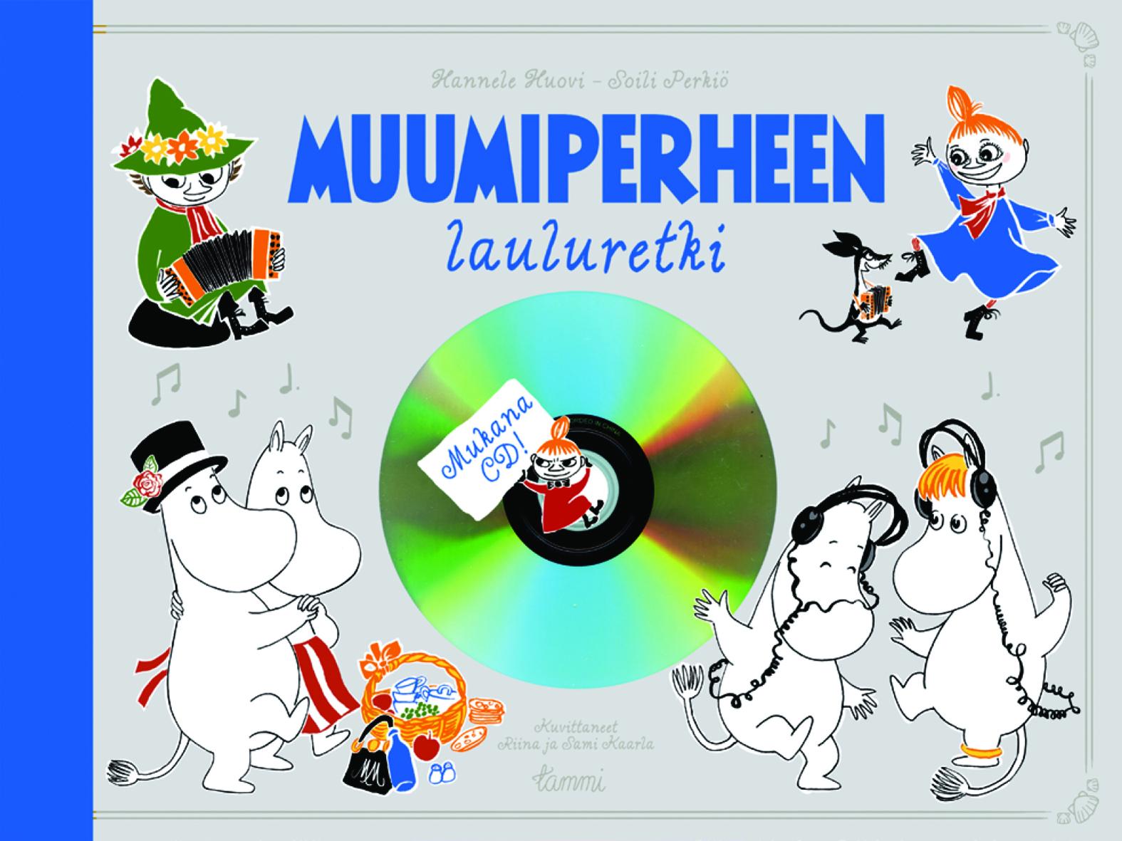 Tammi Muuminperheen lauluretki