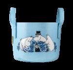 Moomin by Muurla Blueberries storage basket 17 L