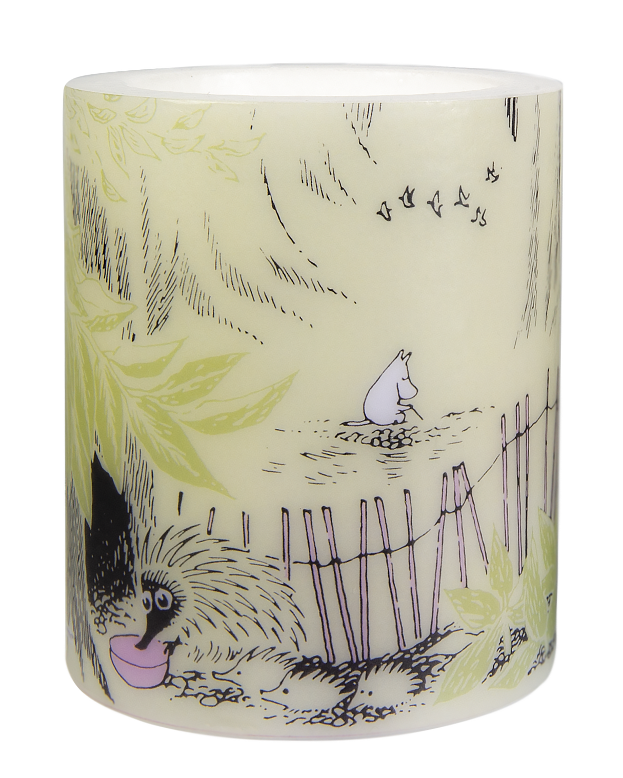 Muurla Moomin Originals In the wild candle 12cm