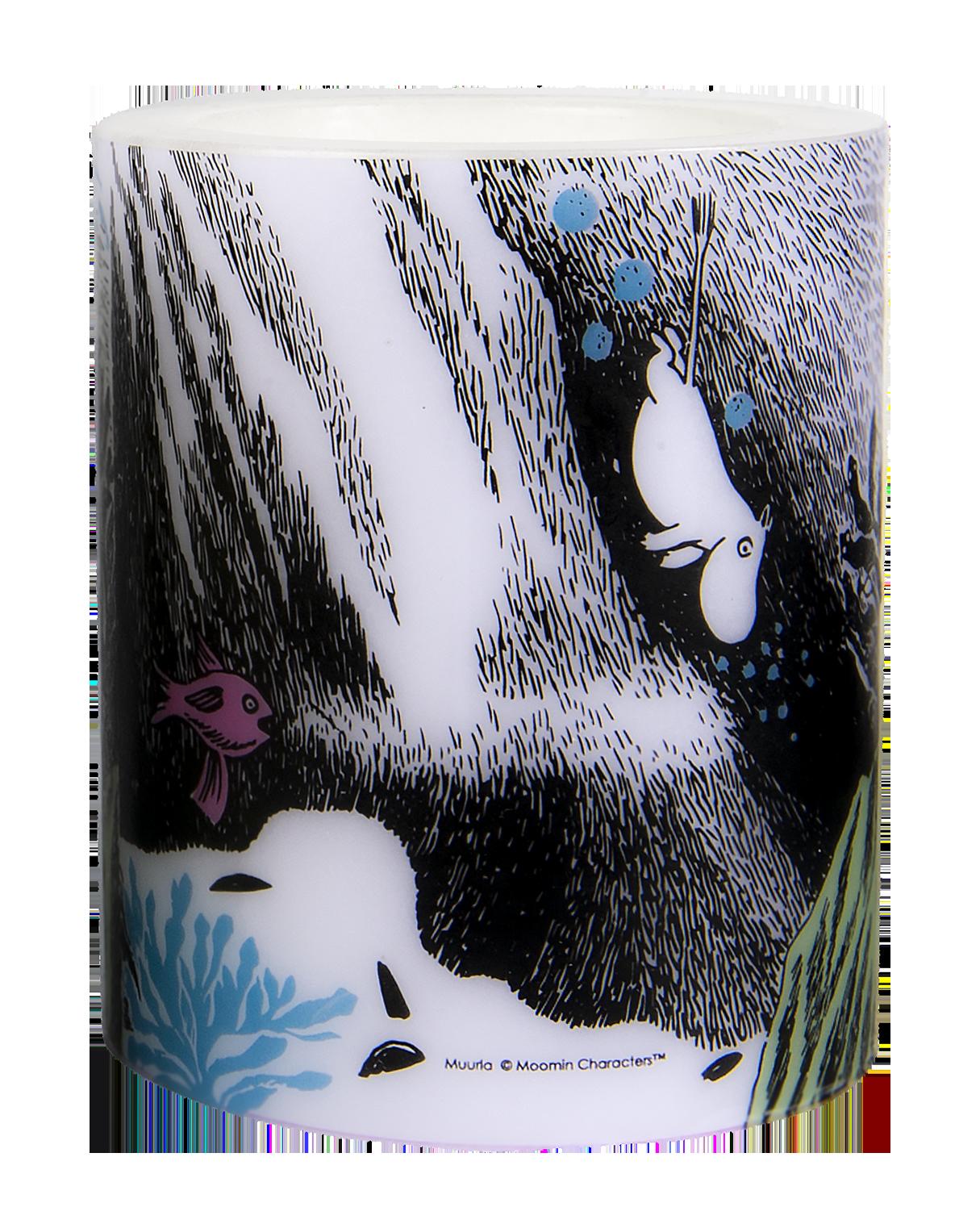 Muurla Moomin Originals The Dive candle 12cm