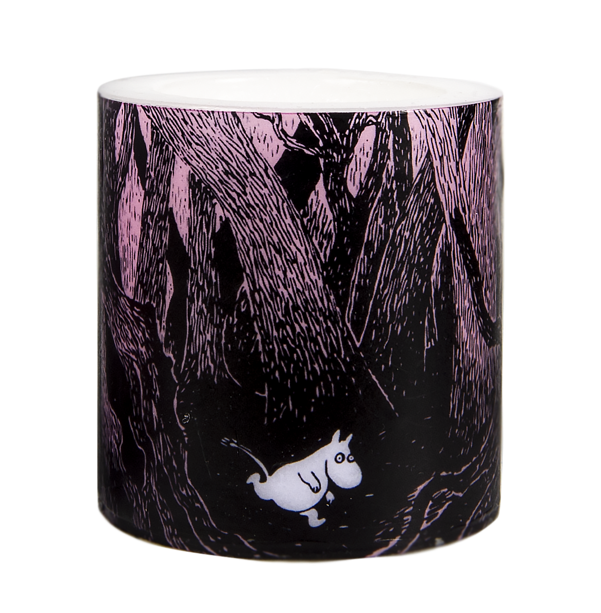 Muurla Moomin Originals The Rush candle 8cm