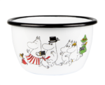Muurla Moomin Colors Moominvalley enamel bowl 6 dl