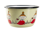 Muurla enamel bowl 3dl Friends Little My