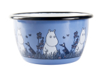 Muurla enamel bowl 3dl Friends Moomin