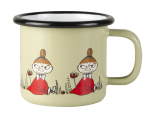 Muurla enamel mug 1,5dl Friends, Little My