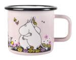 Muurla Moomin Hug enamel mug 3,7 dl