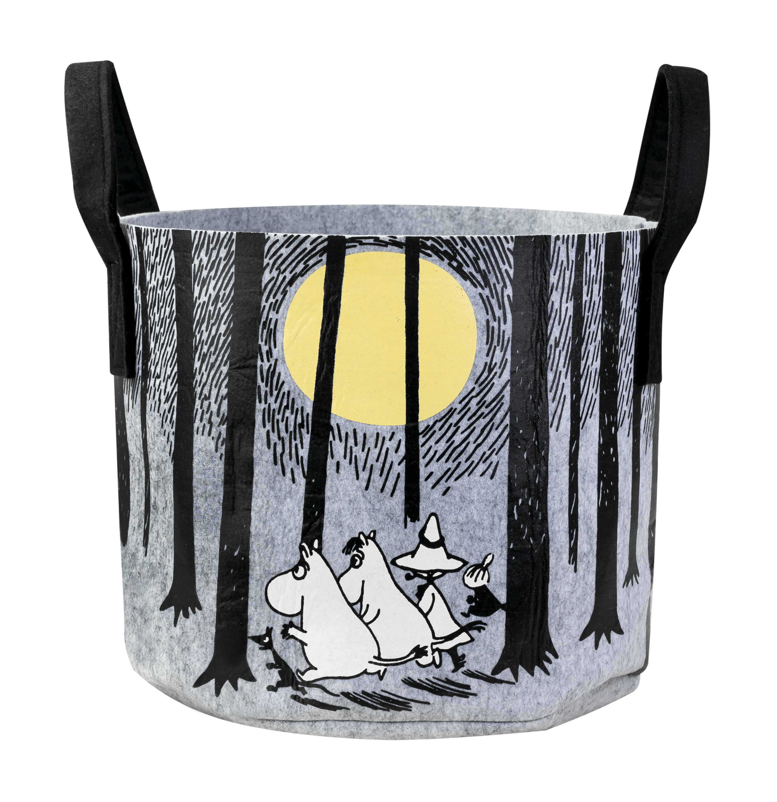 Moomin by Muurla In the Woods storage basket 30 L