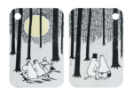 Moomin by Muurla – In the Woods - Chop & Serve board 21x31cm