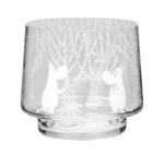 Moomin by Muurla - In the Woods candle holder /  bowl 8 cm
