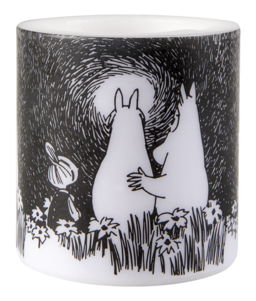 Muurla Moomin Moonlight candle 8cm