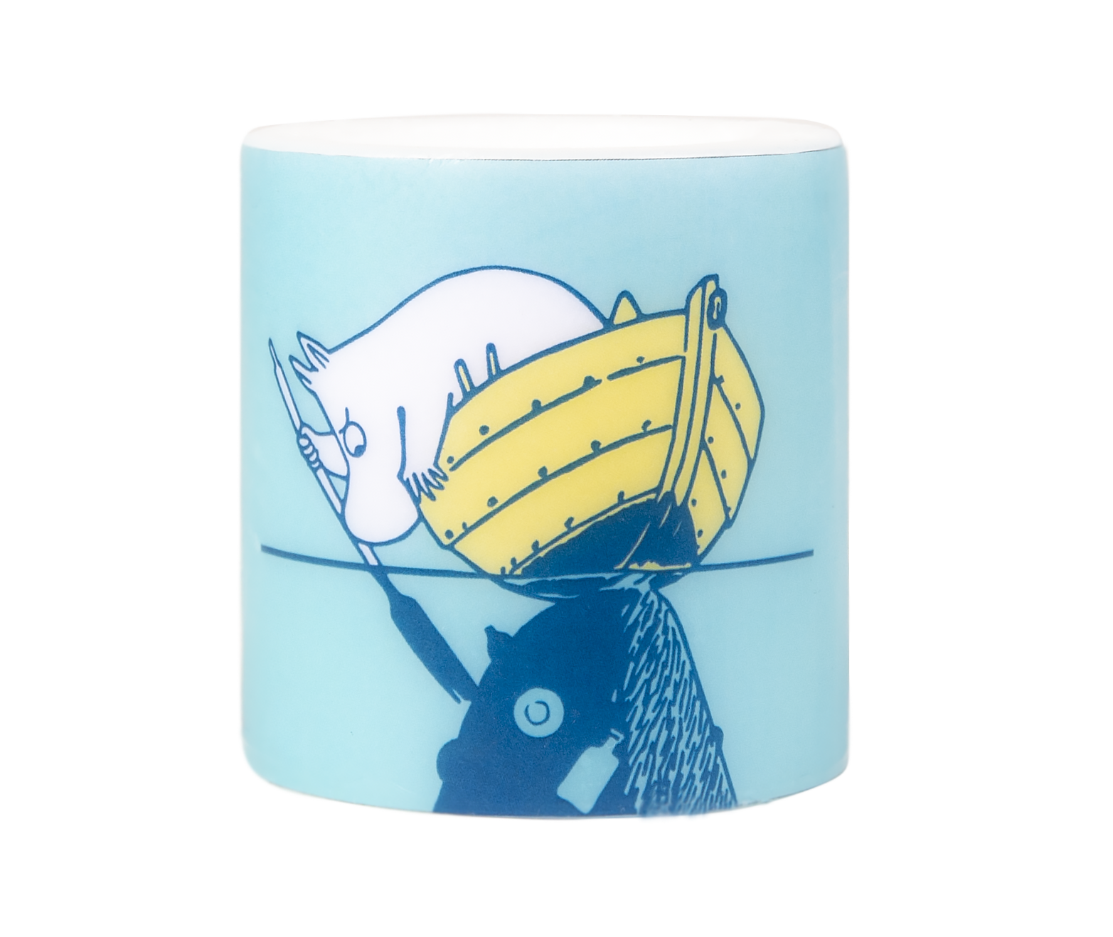 Muurla Moomin #OURSEA candle 8 cm