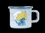 Muurla Moomin #OURSEA enamel mug 3,7 dl