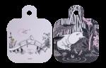 Moomin Originals by Muurla - Missing you - Chop & Serve board 25x32cm