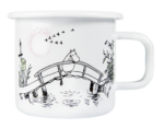 Muurla Moomin Originals Missing you enamel mug 3,7 dl