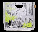 Muurla Moomin Originals In the wild storage basket M