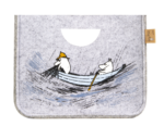 Muurla Moomin Originals Gone fishing storage basket S