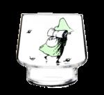 Muurla Moomin Originals The Journey tealight holder 8cm