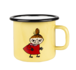 Muurla Moomin Retro Little My enamel mug 2,5 dl