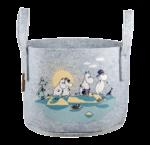 Moomin by Muurla Summer trip storage basket 17 L