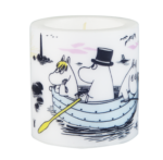 Tallink Silja Moomin by Muurla - Sunset candle 8 cm