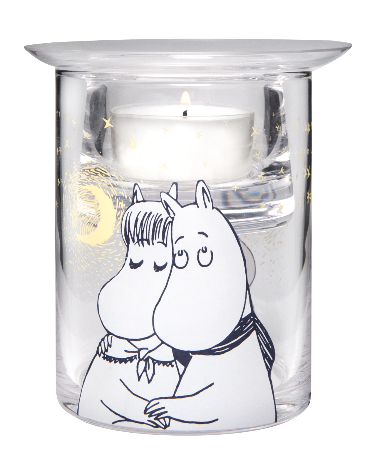 Muurla Winter romance tealight holder