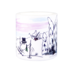 Muurla Moomin Winter time candle 8 cm