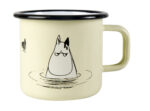 Muurla Moomin by Makia Bath enamel mug 3,7 dl