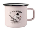 Muurla Moomin by Makia Sorry enamel mug 3,7 dl