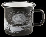 Muurla candle in 3,7dl enamel mug, Sunset