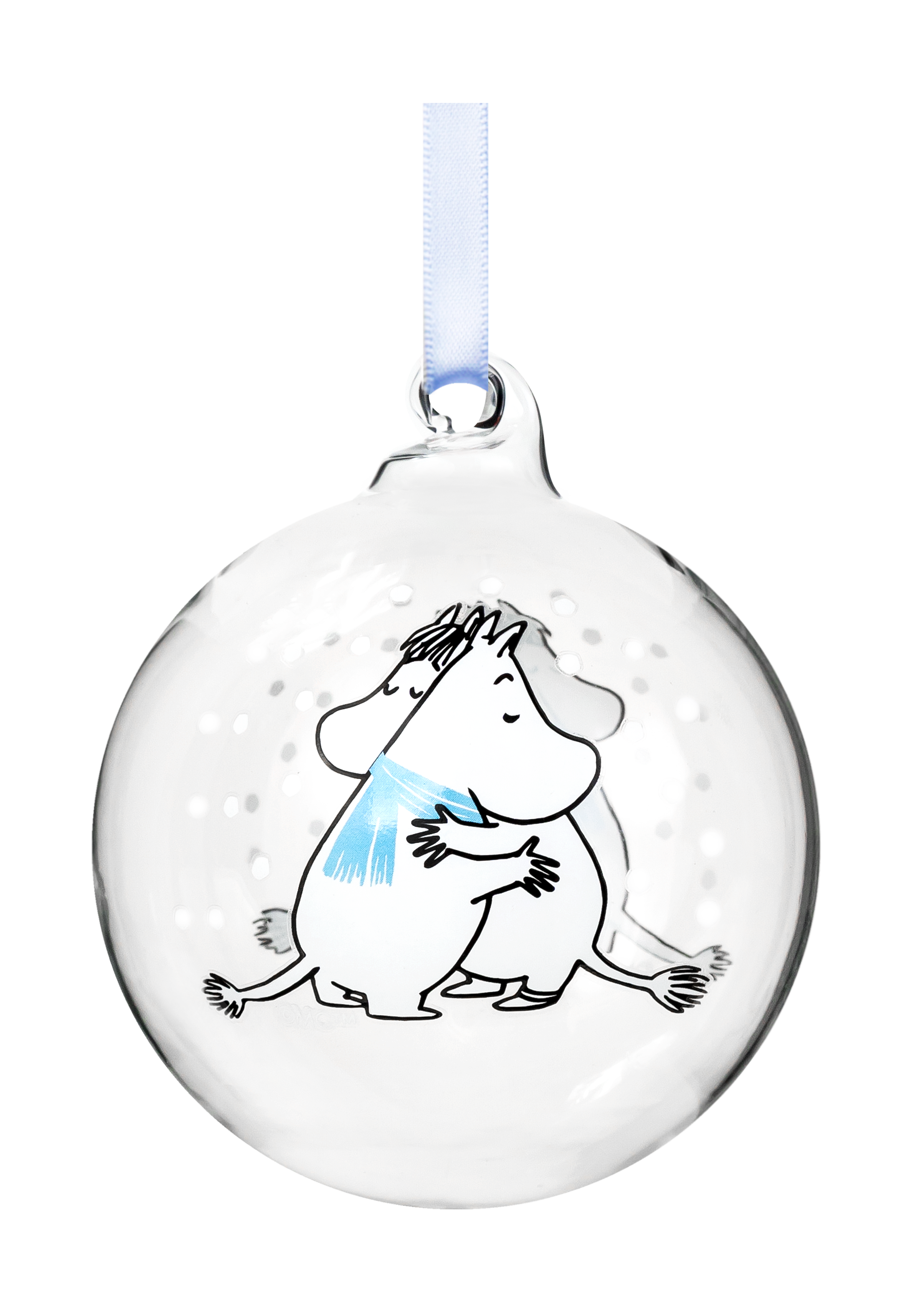 Moomin by Muurla - Cuddle decoration ball 7cm