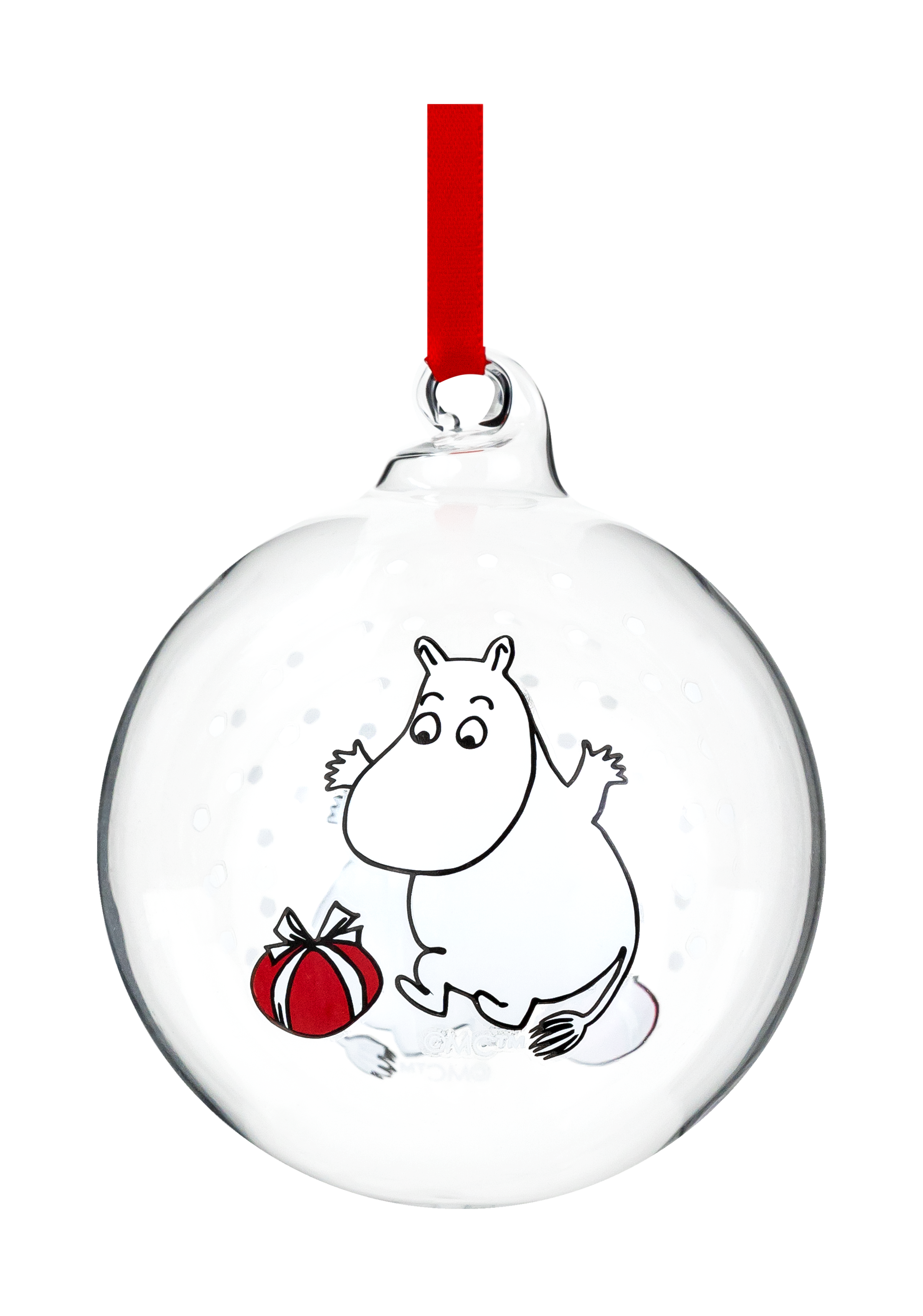Moomin by Muurla - Moomin decoration ball 7cm