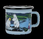 Muurla Moomin Highland enamel mug 2,5 dl