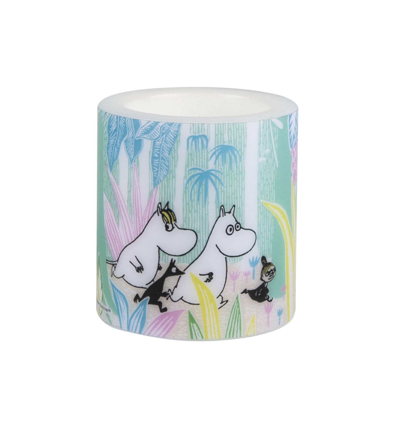 Muurla Moomins in the Jungle candle 8cm