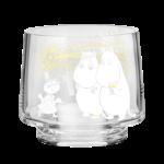Moomin by Muurla Juhlat! K-Citymarket 50 candle holder / bowl 8 cm