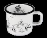 Muurla Moomin Museum enamel mug 2/2019