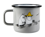 Makia x Muurla Moominpappa and the Sea - Friends enamel mug 3,7 dl
